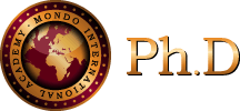 Ph.D. Philosophy Doctor - Mondo International Academy